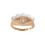 ring WMOP (rose gold)