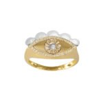 ring WMOP (yellow gold)