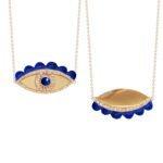 BMOP Big necklace (rose gold) 2